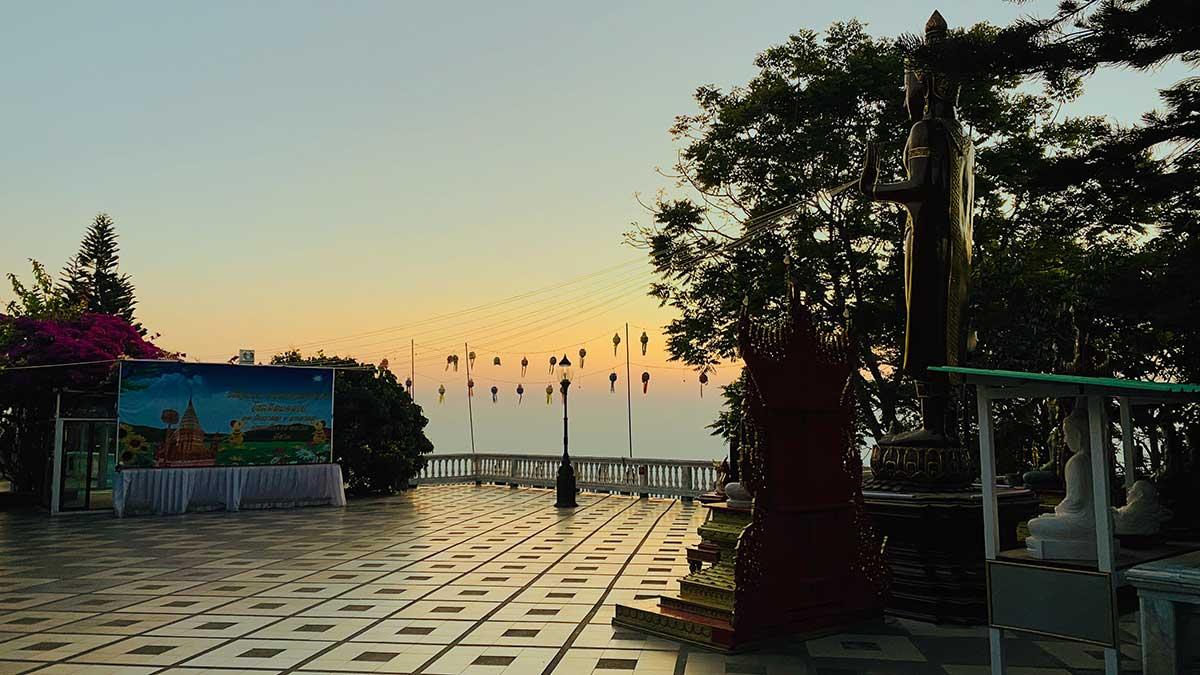 Doi Suthep - Chiang Mai - Tailandia