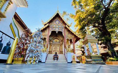 Vipassana en Chiang Mai, Tailandia.