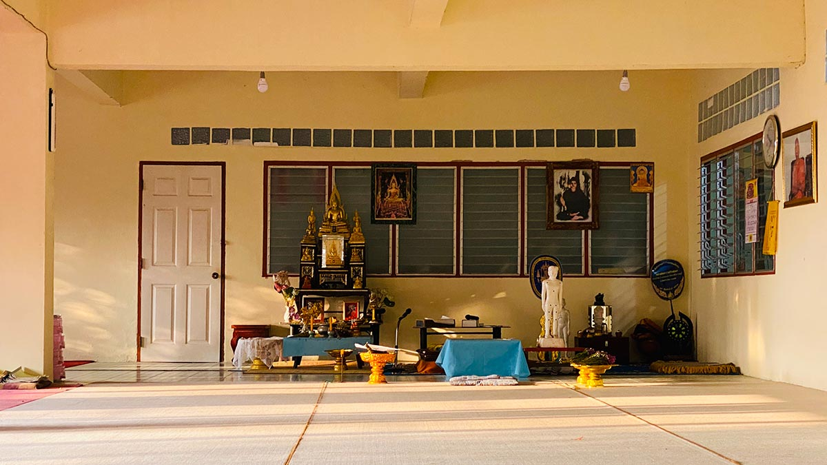Vipassana - International Meditation Center - Chiang Mai